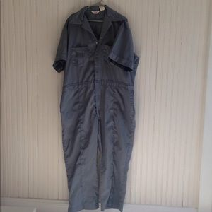Vintage Mechanic Workmen Uniform 52 Overalls Men's